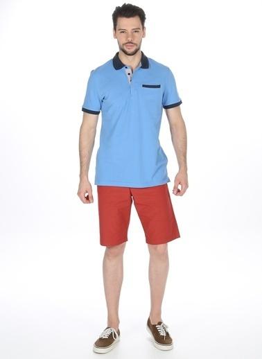 Volt Tişört Mavi